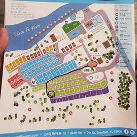 Gorunds map