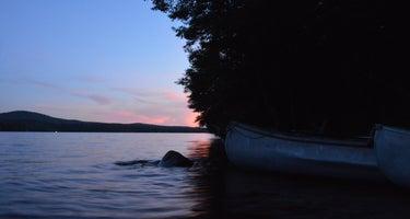 Seventh Lake Primitive Camping