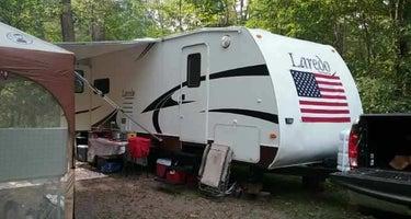 Yough Lake Campground at Tub Run