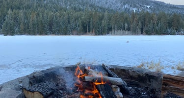 Juanita Lake Campground