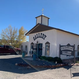A Gallery in Rodeo New Mexico