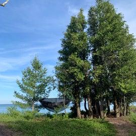 Next to Kayak Site