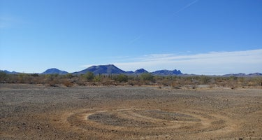 Ramsey Mine Rd BLM / Dispersed Camping