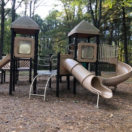 Playground in the Pine Tree Loop