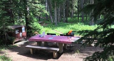 Soda Butte Campground