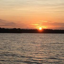 Lake Conroe Sunset