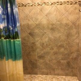 super clean showers