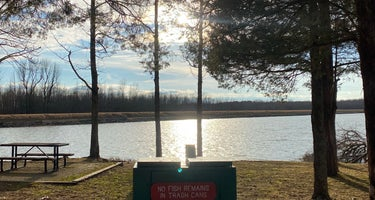 Lake Frierson State Park