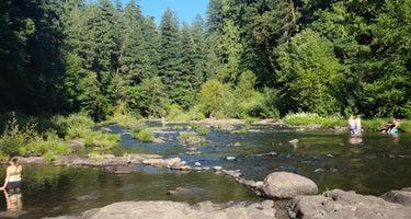 Cascadia State Park
