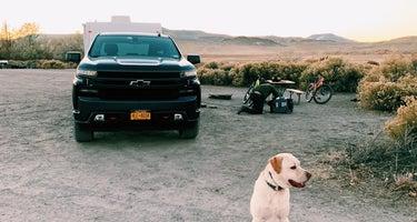 Virgin Valley Campground