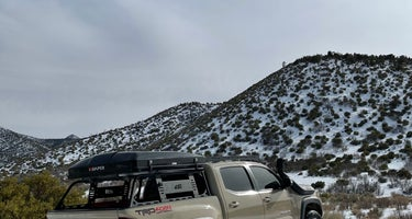 Lovell Canyon Dispersed