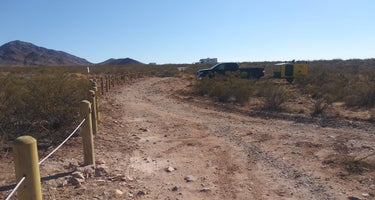 Baylor Pass West Trailhead Dispersed