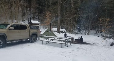 Minister Creek Campground