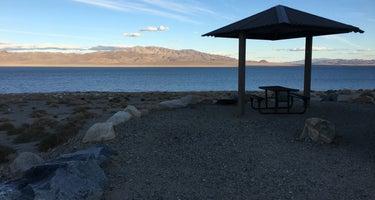Sportsmans Beach Walker Lake Recreation Area