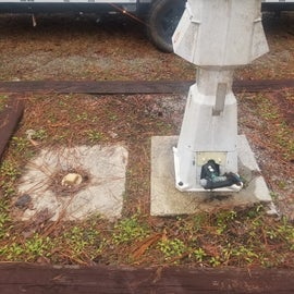 Fancy Utility Pedestal