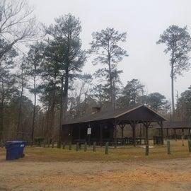 Reservable Pavilion