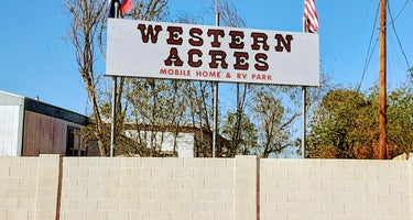 Western Acres Mobile Home & RV Park