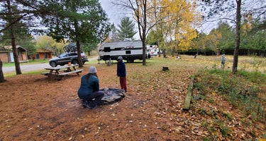 Paint River Hills Campground