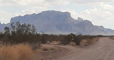 Road Runner BLM Dispersed Camping Area