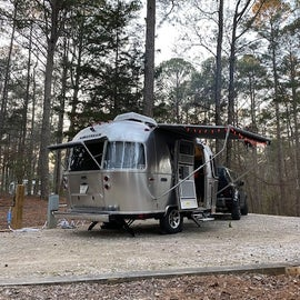 Our 16 foot Caravel Airstream
