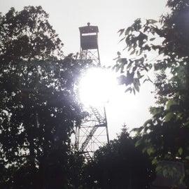 original fire tower