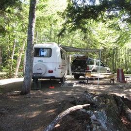 Great campsite!
