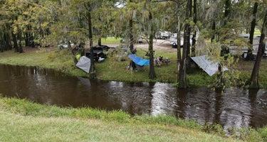 White Oak River Campground