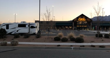 Cabela's Parking Lot