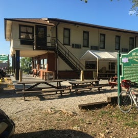 Beaumont Hotel & RV Park - complete with air strip and cafe!