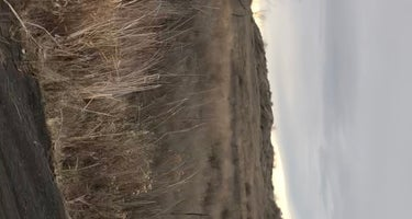 Moses Lake Mud Flats and Sand Dunes
