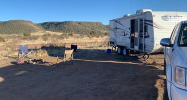 FR689 Dispersed Camping