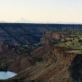 The mesas above Lake Billy Chinook, Copyrighted by Christian Murillo Photography