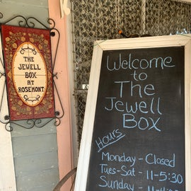 The Jewell Box at Rosemont