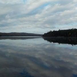Calm Holeb Pond