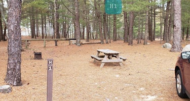 Fearing Pond Campground