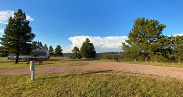 Devils Tower View Campground