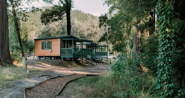 Giant Redwoods RV & Cabin Destination