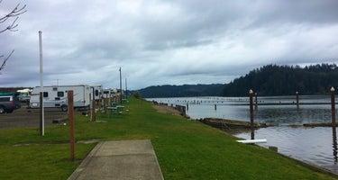 Port of Siuslaw RV Park and Marina