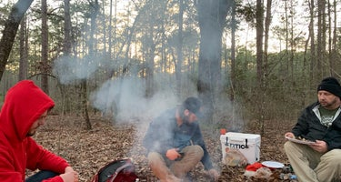 Black Water River State Forest Primitive Camping