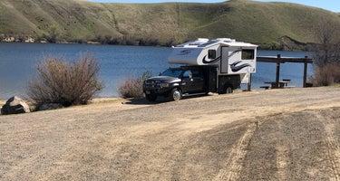 Los Banos Creek Campground