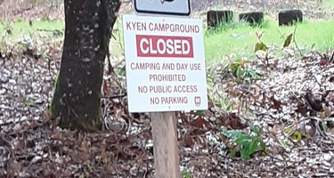 Kyen Campground And Oak Grove Day Use Area