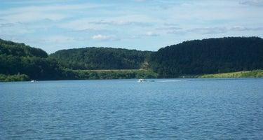 Curwensville Lake Campground