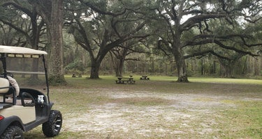 Charlton County Traders Hill Recreation Area and Campground