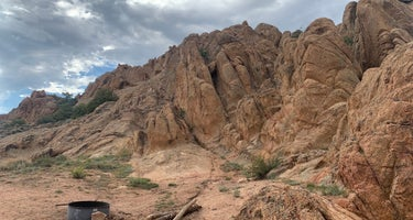 Hartman Rocks Recreation Area