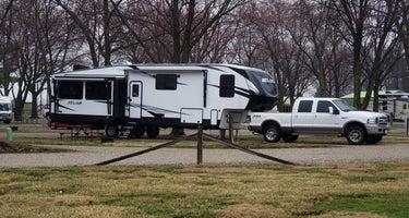 Lake Taylorville City Campground