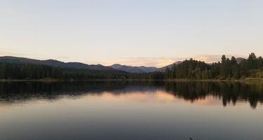 Upsata Lake