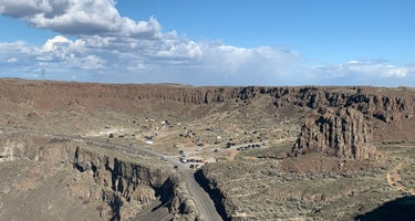 Frenchman Coulee Backcountry Campsites