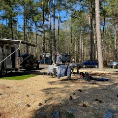 View of Campsite #111