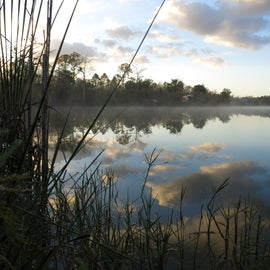 Morning at Burns Lake
