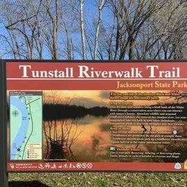 Tunstall Riverwalk Trail
